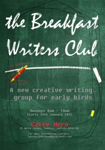 breakfast writer club